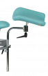 Gynaecology Table Ecopostural C5981 with peripheral bar
