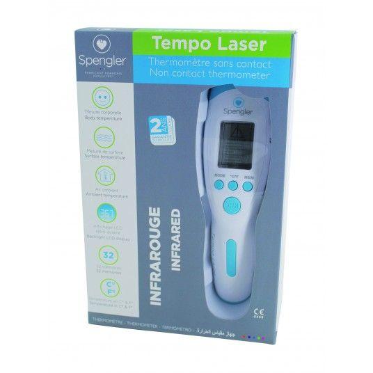 Thermomètre sans contact Temp'O Laser Spengler