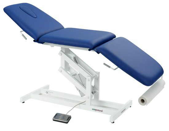 Electric Massage Table in 3 parts Ecopostural C3588