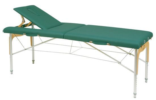 Ecopostural adjustable height massage cable table C3309