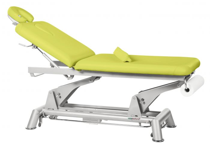 Electric Massage Table with peripheral bar Ecopostural C5902