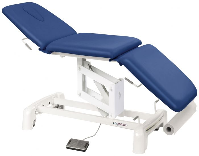 Electric Massage Table in 3 parts Ecopostural C3515