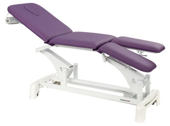 Ecopostural chiropody electric table C3538