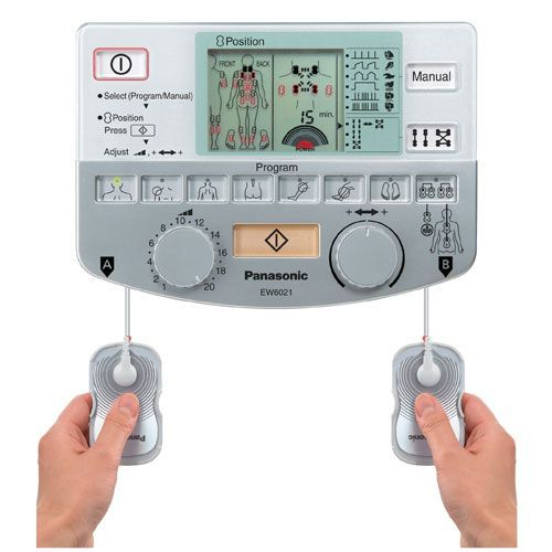 Neuromuscular stimulator Panasonic EW6021