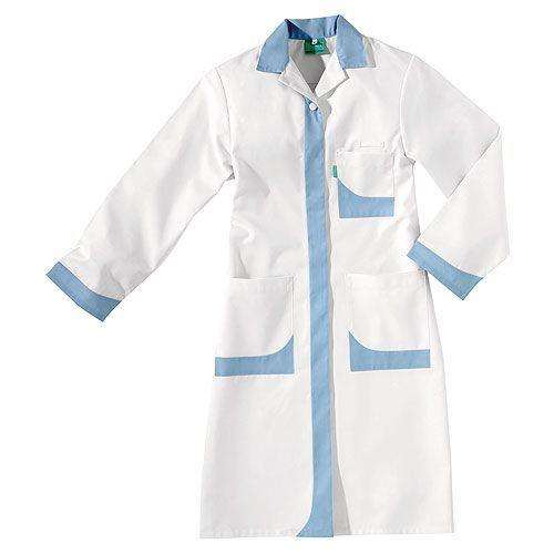 Women's long sleeves LEN lab coat