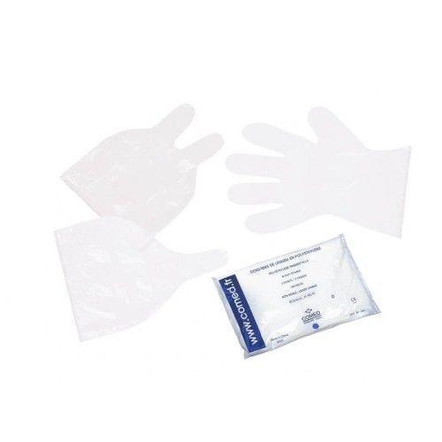 """Non sterile """"LEGUEU"""" finger cots, 2 finger protection."""
