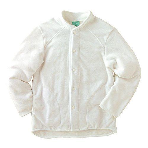Medical fleece jacket