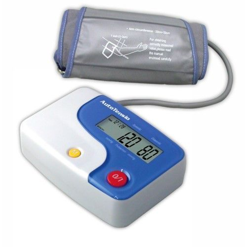 Spengler Auto-Tensio upper arm blood pressure monitor