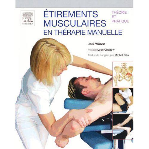 Livre, Etirements musculaires en thérapie manuelle Elsevier Masson