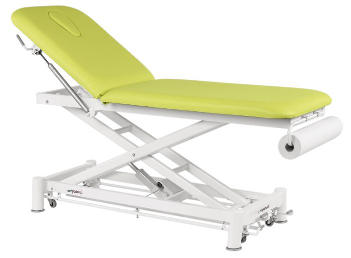 Electric massage table 2 sections Ecopostural C7552 - M44