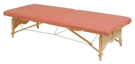 Ecopostural Shiatsu massage cable table, C3111