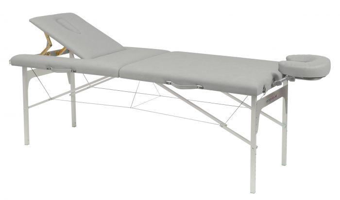 Table de massage pliante réglable aluminium Ecopostural C3410
