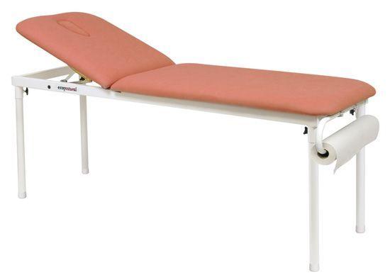 Ecopostural metal frame massage table C3520