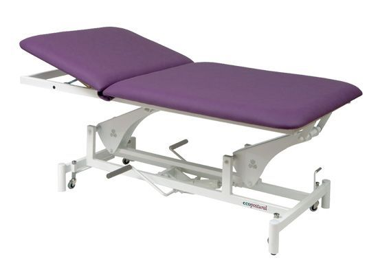 Ecopostural hydraulic massage table C3714M82