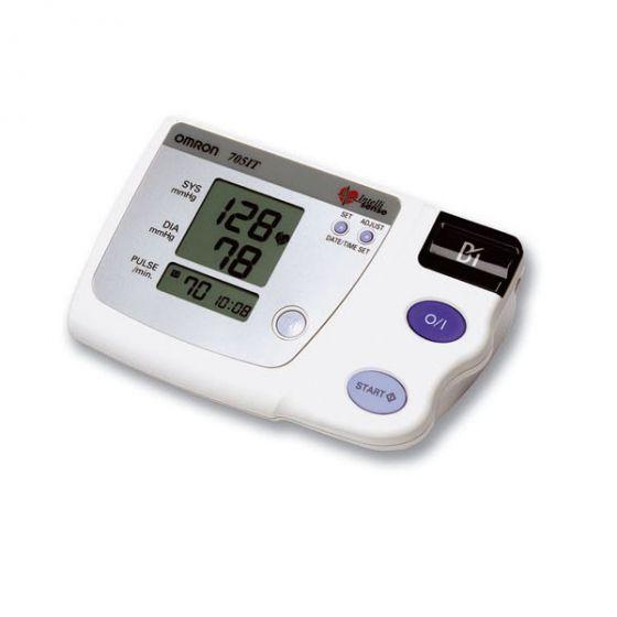 Omron 705 IT upper arm digital blood pressure monitor