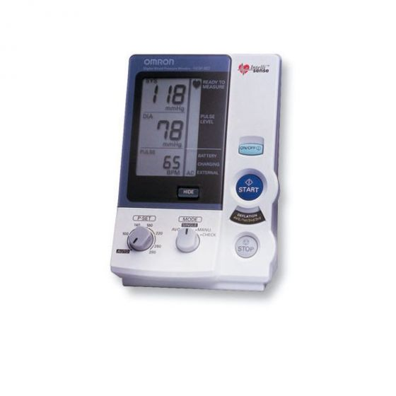 Omron 907 professional upper arm blood pressure monitor