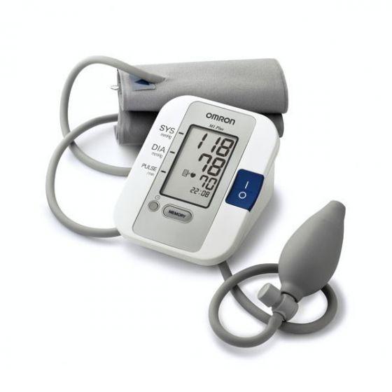 M1 Plus semi automatic upper arm blood pressure monitor