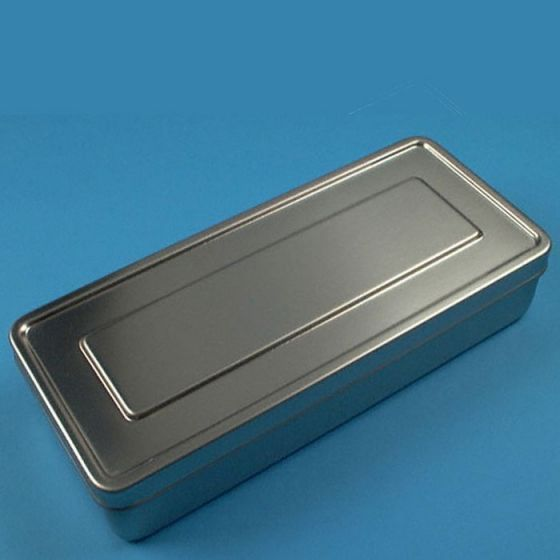Stainless steel instrument box Holtex