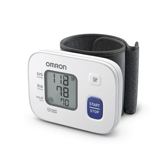 Omron R2 Intellisense Wrist Blood Pressure Monitor