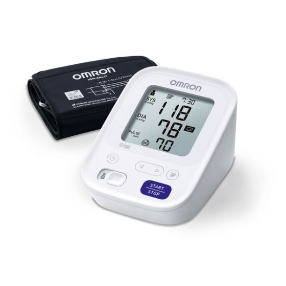 Omron M3 HEM-7131-E upper arm digital blood pressure monitor