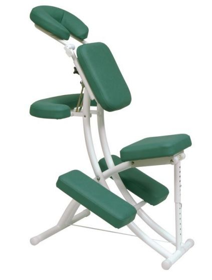 Ecopostural massage chair: METAL T2600