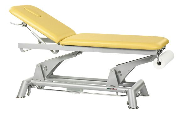 Electric Massage Table in 3 parts Ecopostural C5952